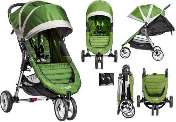 Baby Jogger City Mini-Kinderwagen (brandneu)