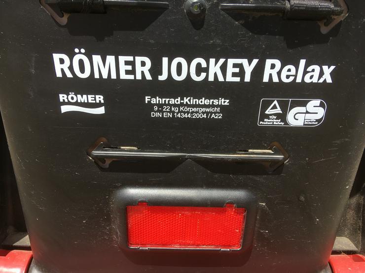 Fahrradkindersitz Römer Jockey Relax