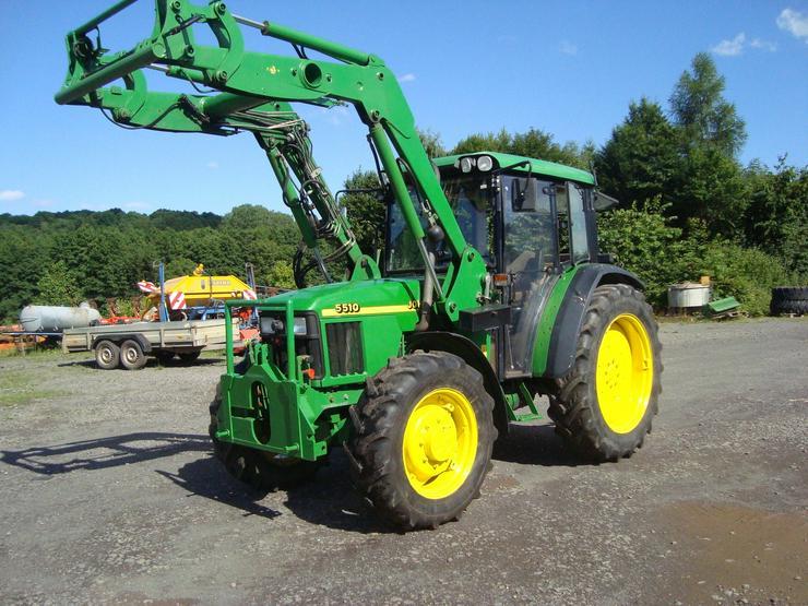 Traktor John Deere 5510