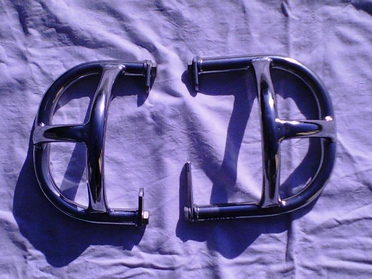 Motorschutzbügel (Sturzbügel), neu, für alte Modelle