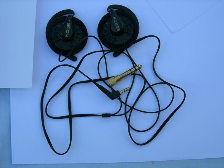 Kopfhörer von KOSS abzugeben