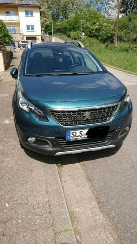 Peugeot 2008 Bj 12/2017 Vollausstattung