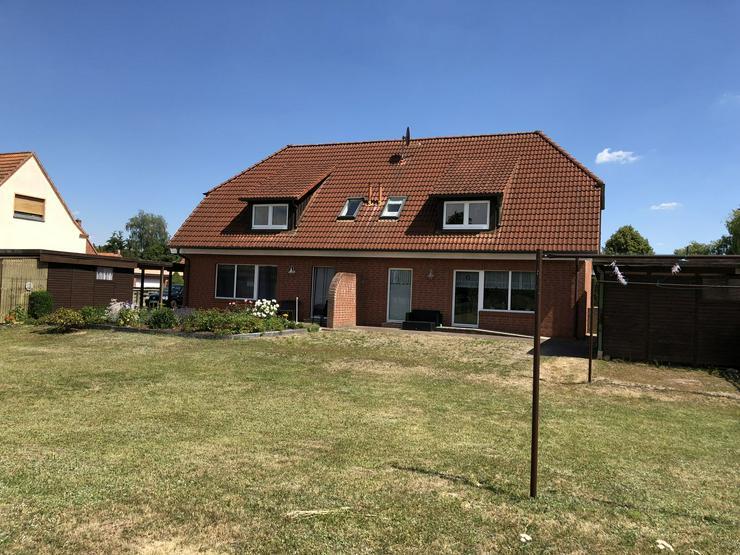 Bild 2: Modernes Mehrfamilienhaus (Baujahr 1996) in bester Wohnlage von Heiddorf (Nähe Dömitz) - Landkreis Ludwigslust-Parchim, Mecklenburg-Vorpommern