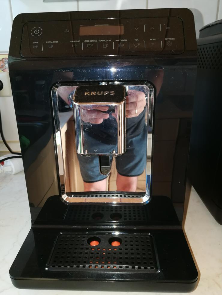 Super toller Krups Kaffeevollautomat