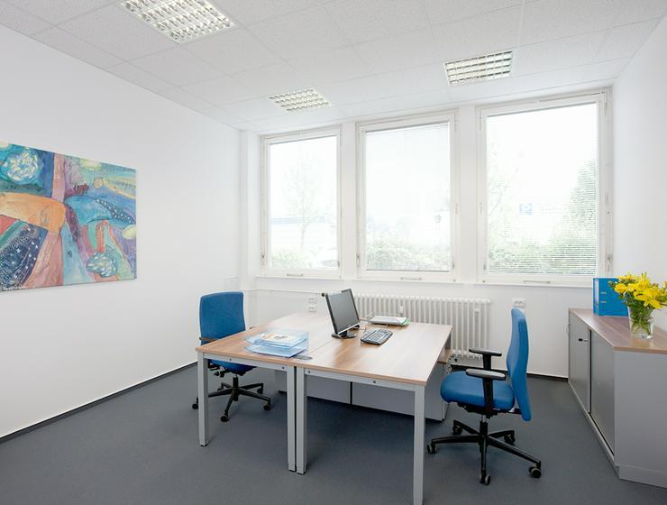 Helle, teilsanierte Büros in zentraler Lage im Sirius Business Park Berlin Tempelhof