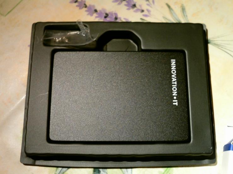 SSD 120GB - Innovation IT Black