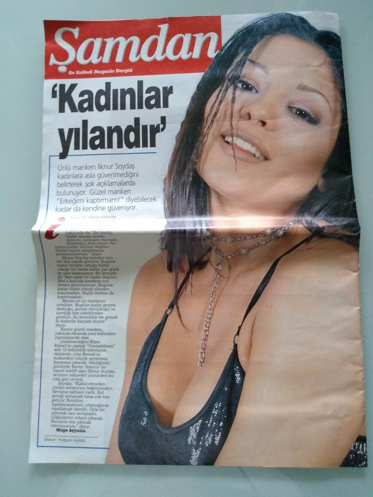 Zeitschrift Samdan von 1998