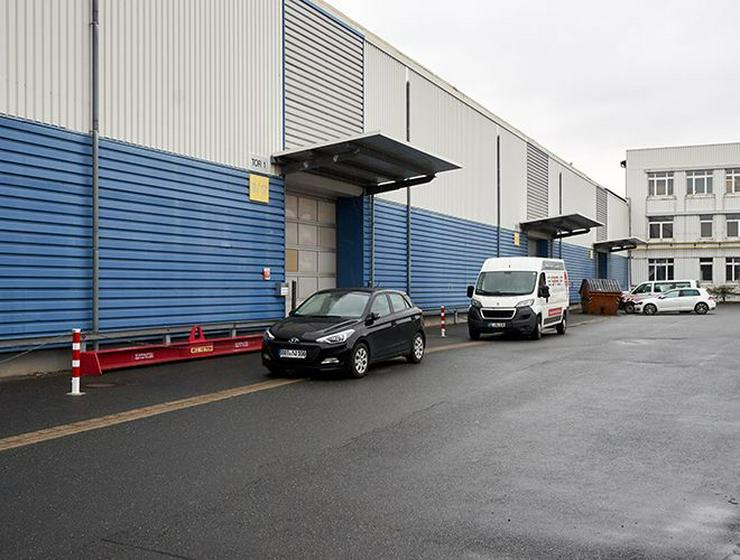 Große Lagerflächen mit einfacher Andienung in Bochum