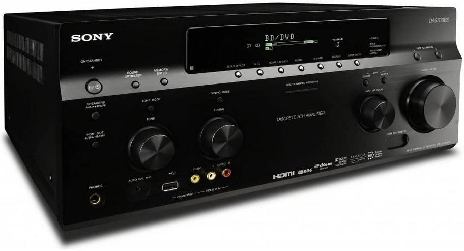 High End Sony STR-DA 5700 ES, ESPRIT Serie, neuwertig