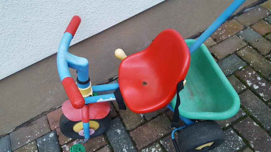 Bild 2: Kinder-Dreirad: Baby Driver 2