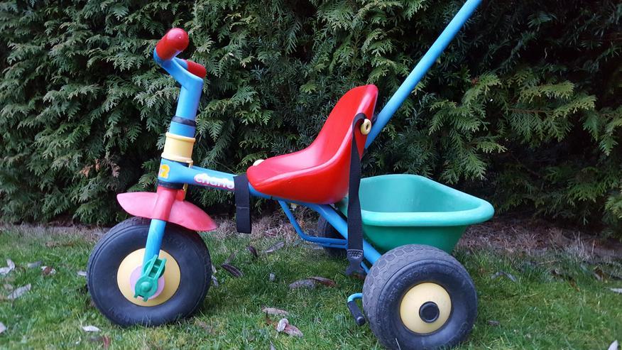 Kinder-Dreirad: Baby Driver 2