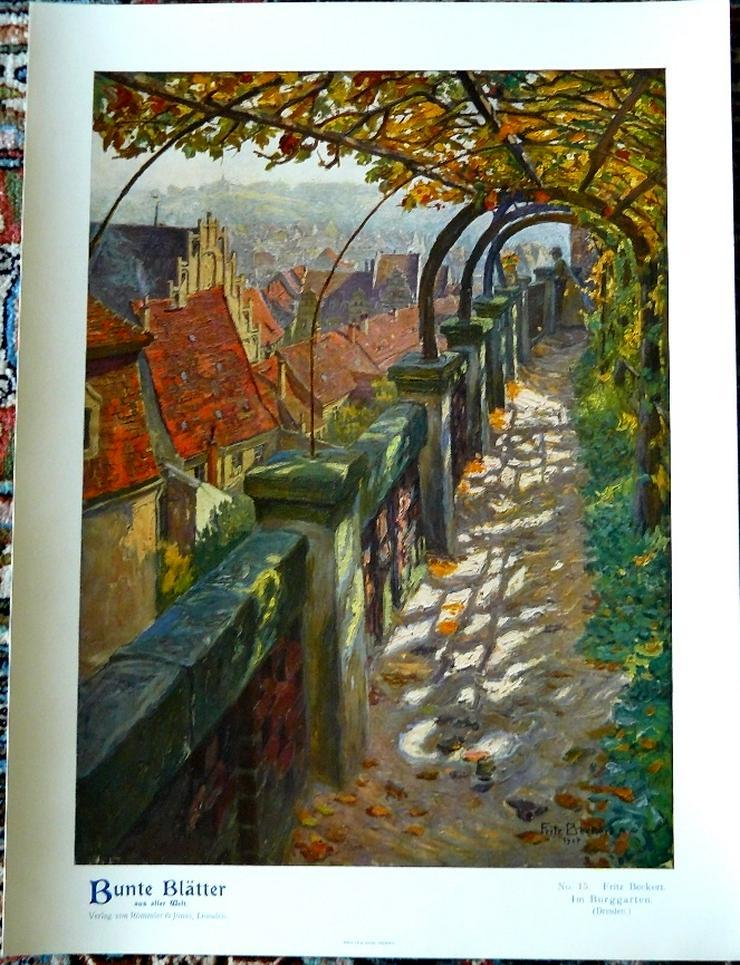 Beckert Fritz Grafik 111 J. alt (B079)