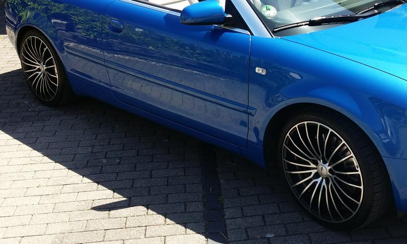 4 mal Alufelgen Brock Alloy Wheels - Audi Seat VW Skoda