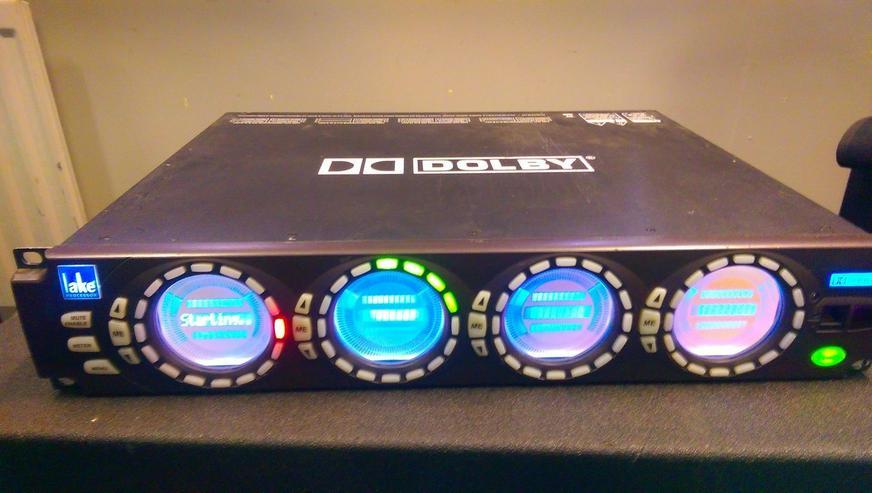 DLP Dolby Lake Prozessor LP4D12