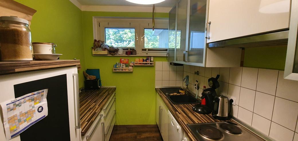 Einbauküche: Unterbau von Nolte / Oberbau von IKEA