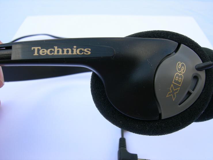 Kopfhörer von TECHNICS privat zu verkaufen
