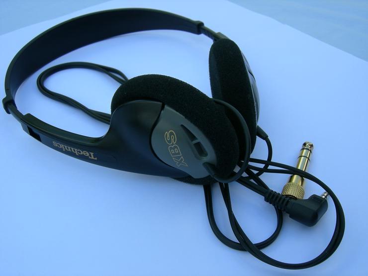 Bild 5: Kopfhörer von TECHNICS privat zu verkaufen