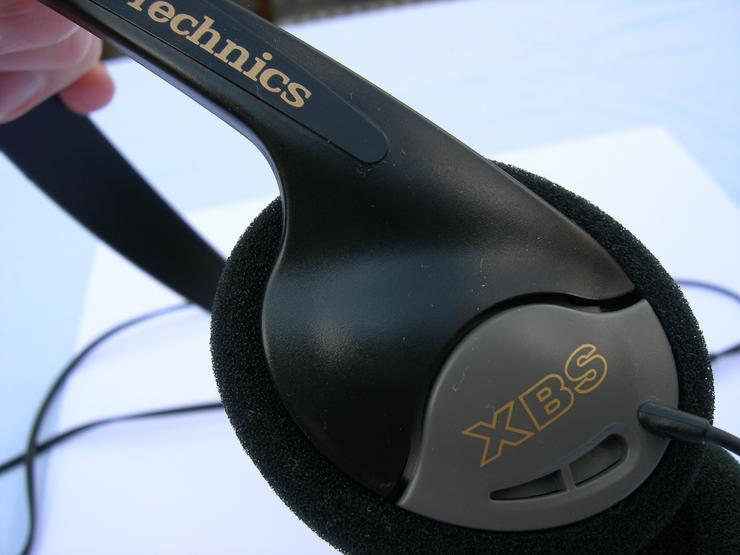 Bild 4: Kopfhörer von TECHNICS privat zu verkaufen