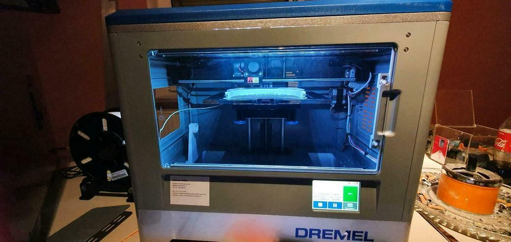 3D Drucker DREMEL 3D20 3d Drucker Funktioniert einwandfrei