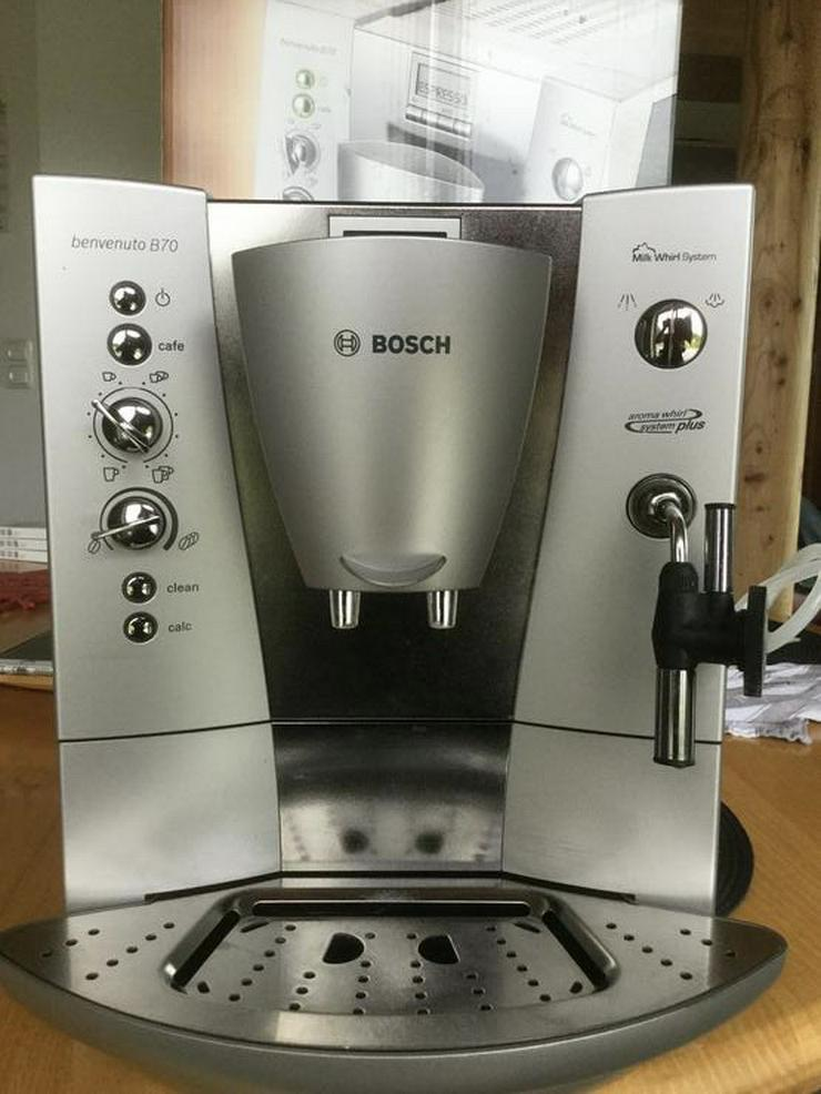 Bosch Benvenuto B70 (TCA6801/02) - Kaffeemaschinen - Bild 1