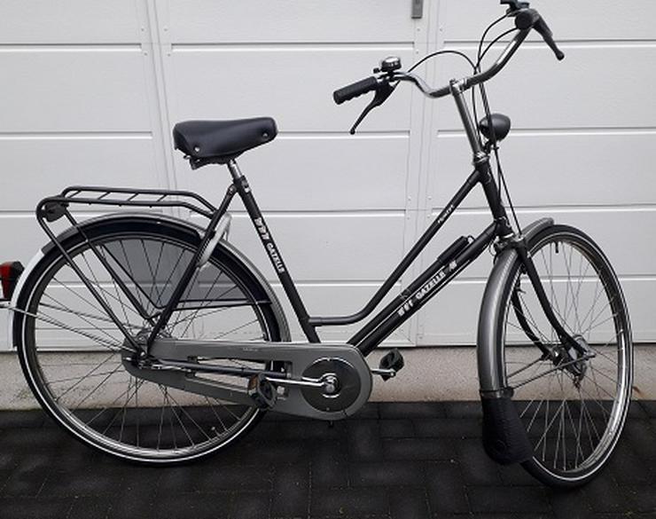 gazelle dames fiets, 3 speed