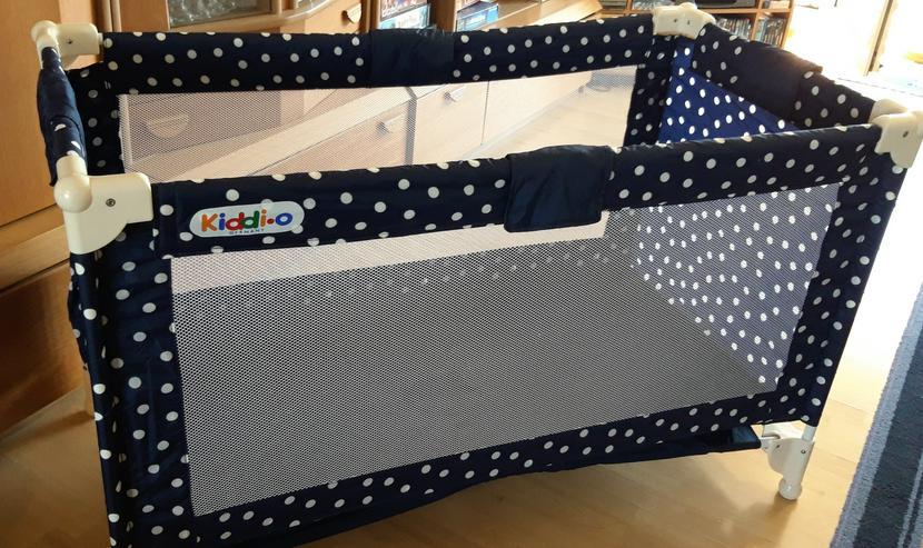 Baby-Reisebett von Kiddi-O mit Matratze