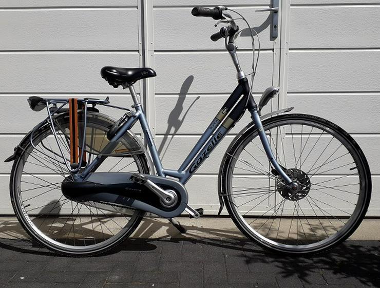 gazelle dames fiets, 4 speed, rahmen 50 cm izgst