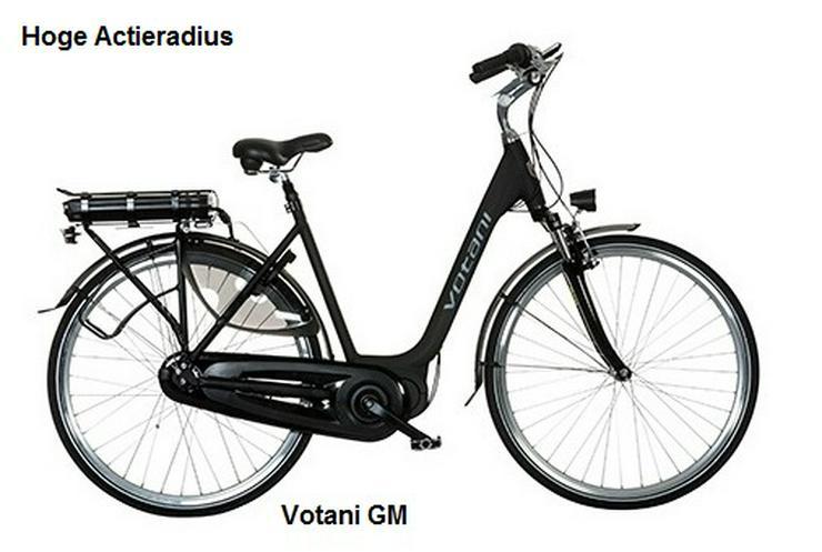 E- bike Votani GM, 7 speed , +612 wh accu
