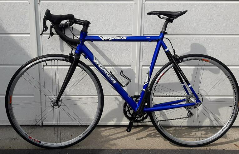 race fiets intersens , 20 speed