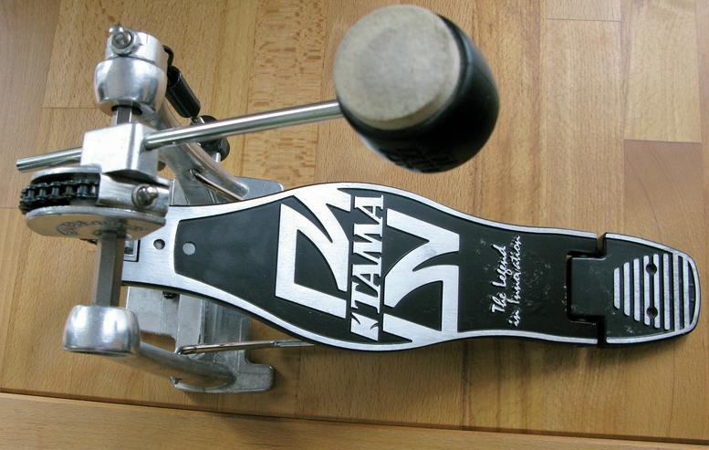 Tama Bass Drum Pedal - Schlaginstrumente - Bild 1
