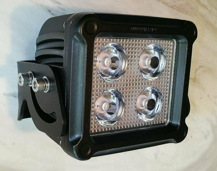 CREE LED , 40 Watt, Arbeitsscheinwerfer , Edition HELIOX Quattro 40, Flood