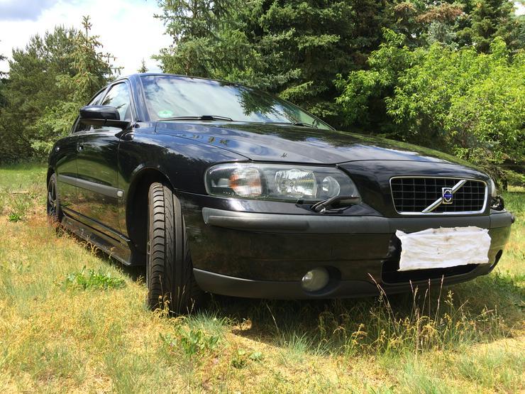Volvo S60 2,0T 180 PS Benzin/LPG Erstbes. unfallfrei Km 215600 TÜV 3/21 Black Edition, Leder, Sportsitze, Lordose, Sitzheiz, Bordcomp. Tempomat, metallic, Nichtraucherfahrz.