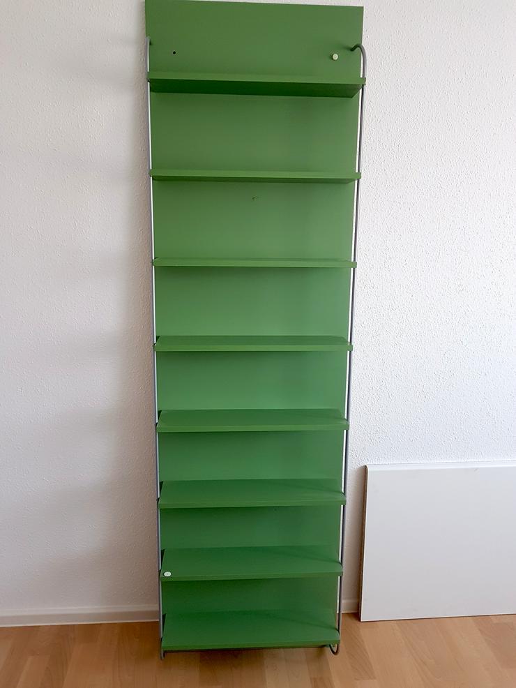 IKEA Bücherregal grün