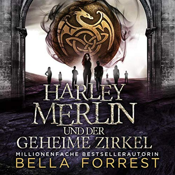 Harley Merlin und der geheime Zirkel (Audible Hörbuch)