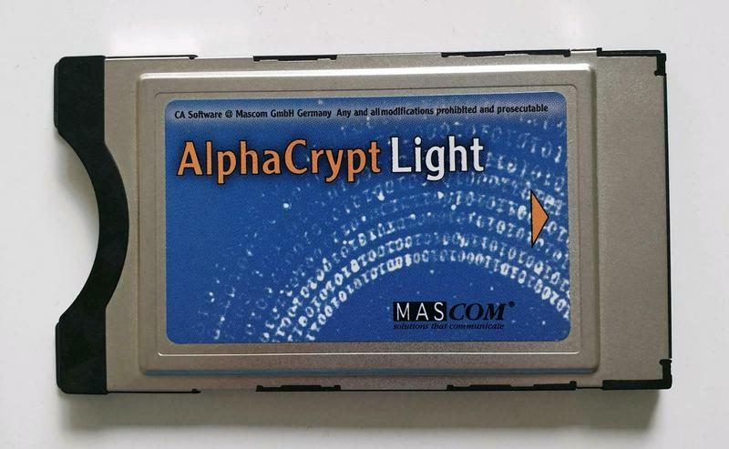AlphaCrypt Light R2.6 - DVB-T-Receiver, Antennen & Sticks - Bild 1