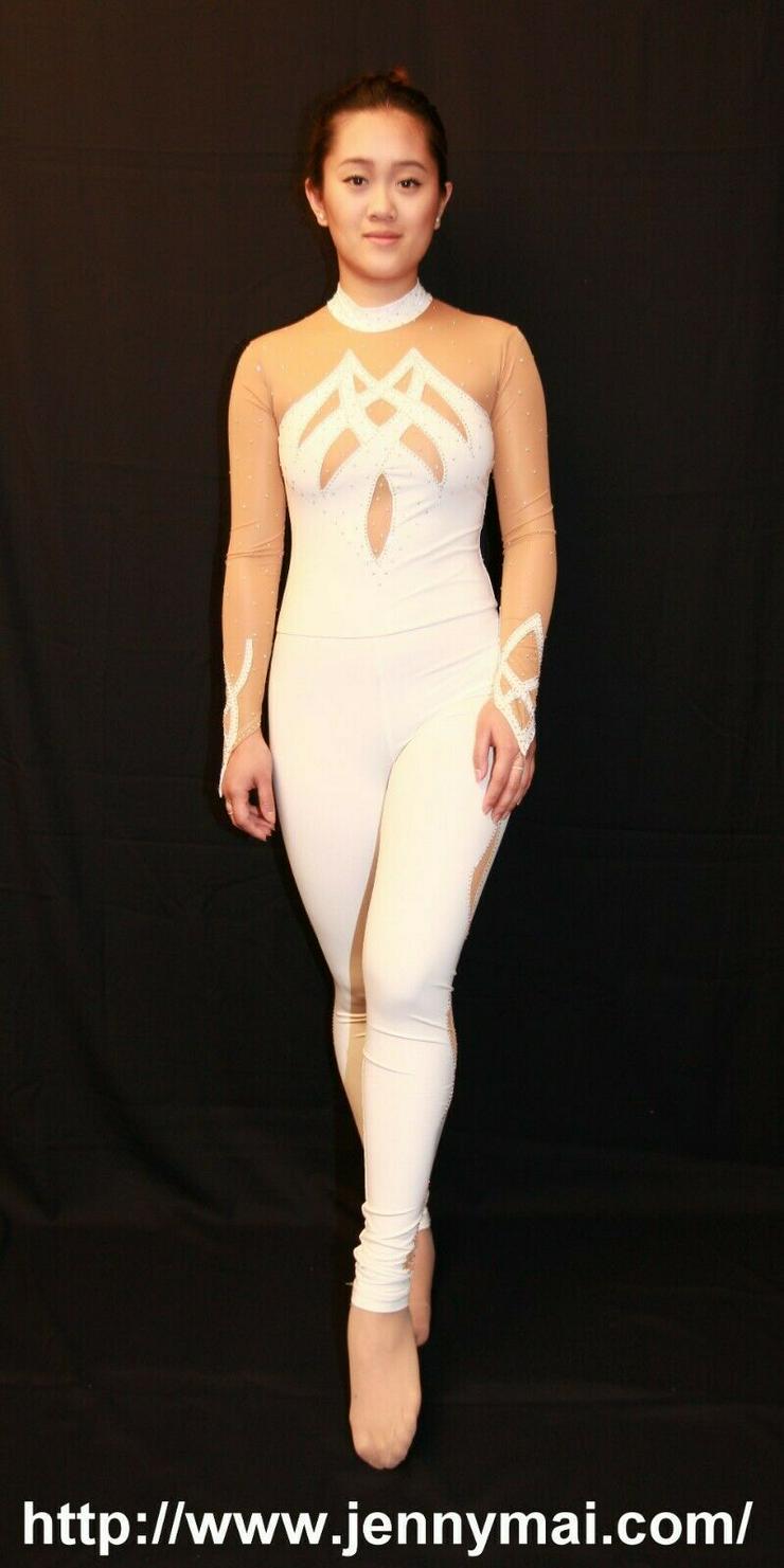 Kostüme,Wettkampfanzug,Turnzanzug für Tanzsport
