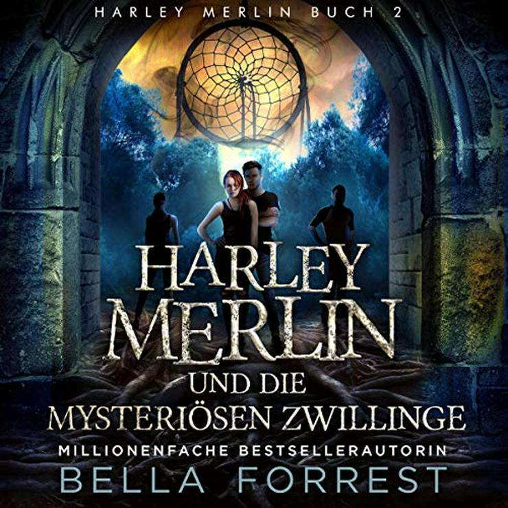 Harley Merlin und die mysteriösen Zwillinge (Audible Hörbuch)