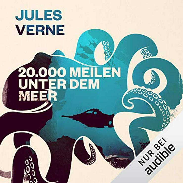 20.000 Meilen unter dem Meer (Audible Hörbuch) - Hörbücher - Bild 1
