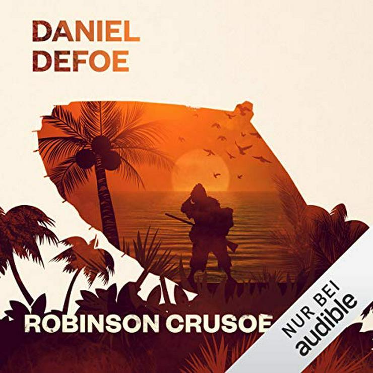 Robinson Crusoe (Audible Hörbuch)