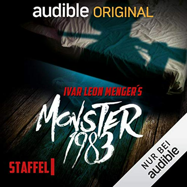 Monster 1983: Die komplette 1. Staffel (Audible Hörbuch) - Hörbücher - Bild 1