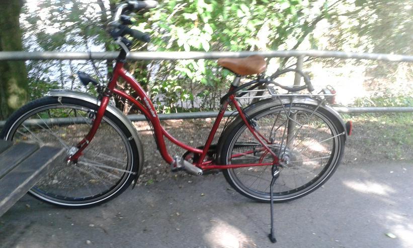 Verkaufe mein fast neuwertiges Damenrad