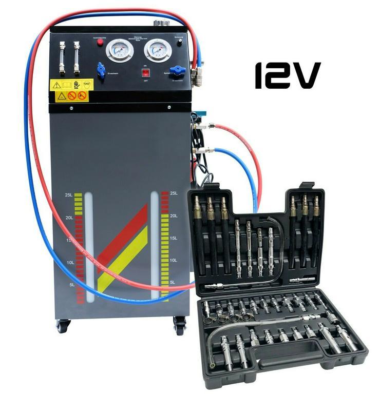 Getriebespülgerät Automatik Getriebeöl Ölabsauggerät Wechsel OVP