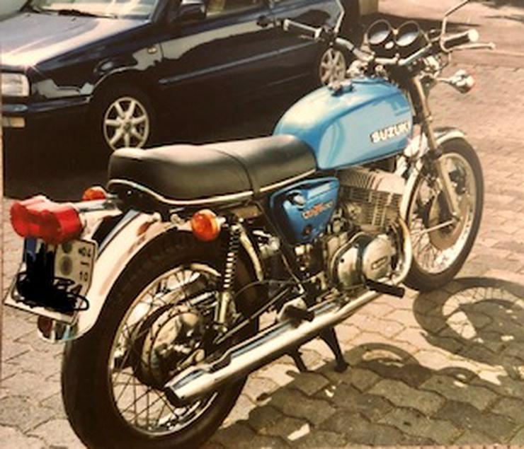 Bild 2: Suzuki GT 500