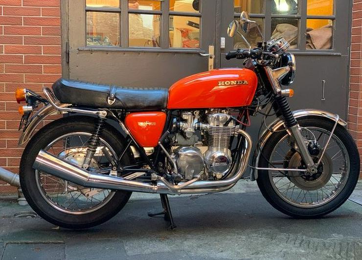 Honda CB 550 F