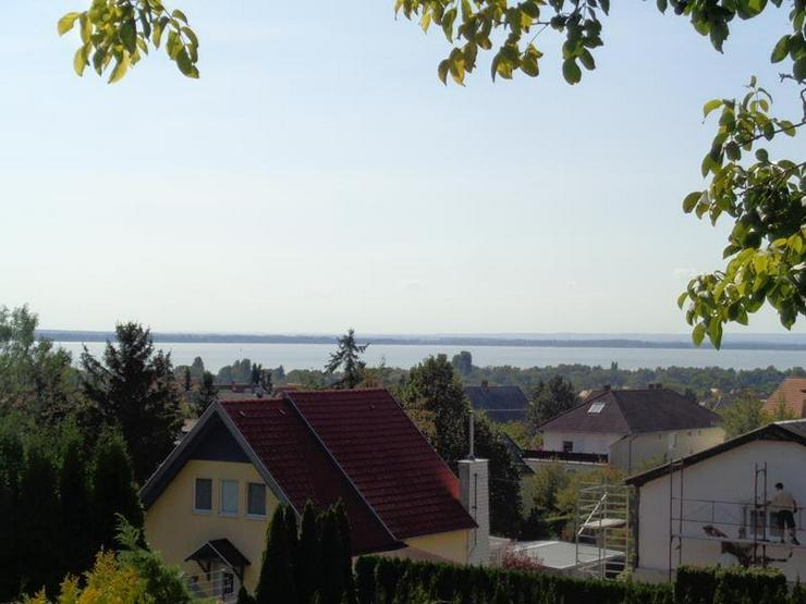 Ungarn-Plattensee - EFH mit Seeblck in Vonyarcvashegy
