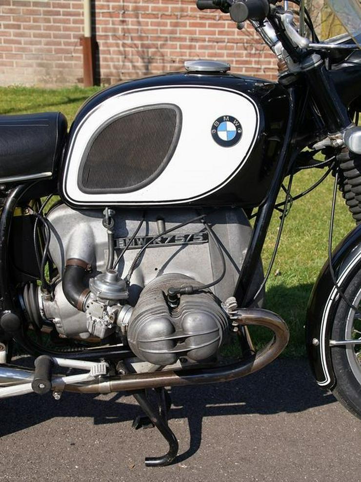 Bild 3: Motorrad BMW R75/5