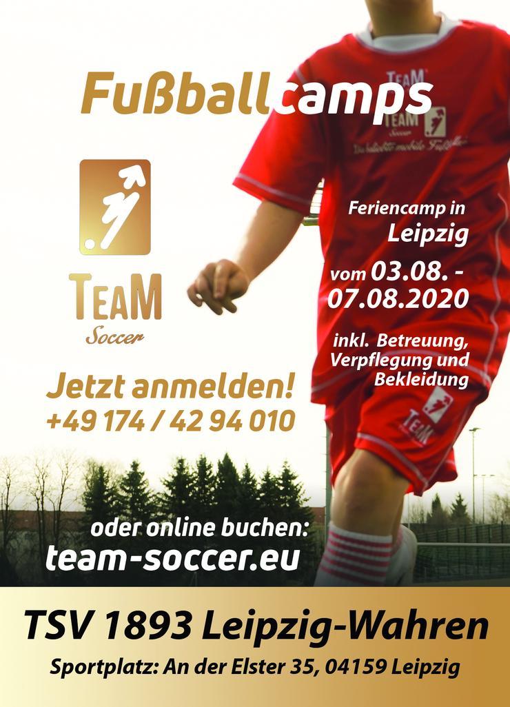 Fußballcamp vom 03.08.2020 - 07.08.2020