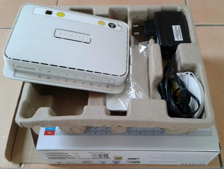 Netgear WLAN-Router Typ N300 mit USB