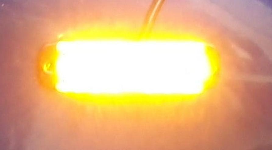 2 x EPSYLON Frontblitzer 12/24 V, Strassenräumer, ECE R 65