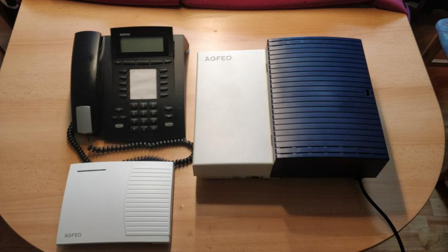 Telefonanlage AGFEO AS43 Komplettpaket
